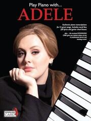 Adele Play Piano with Adele [Updated Edition]