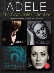 Adele The Complete Collection Piano, Vocal and Guitar