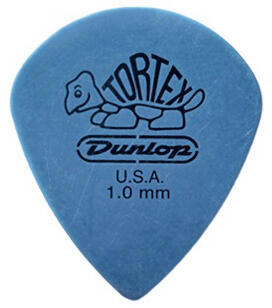Dunlop 498R10 Tortex Jazz III XL