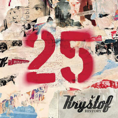 Kryštof 25 (History) (3 LP)