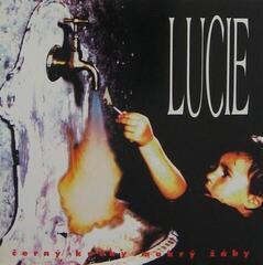 Lucie Černý kočky mokrý žáby (2 LP)