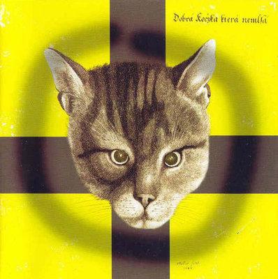Lucie Dobra kočzka, která nemlsá (Vinyl LP)