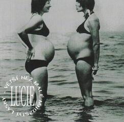 Lucie Větší než malé množství lásky (Vinyl LP)
