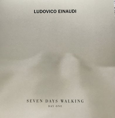 Ludovico Einaudi Seven Days Walking - Day 1 (Vinyl LP)