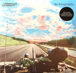 The Chemical Brothers No Geography (2 LP)