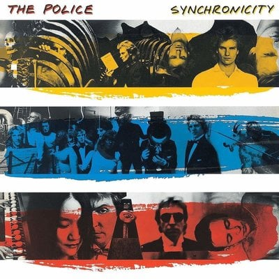 The Police Synchronicity (Vinyl LP)