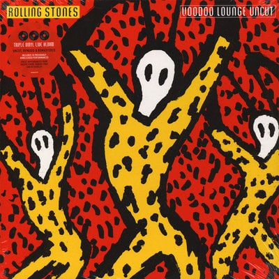 The Rolling Stones Voodoo Lounge Uncut (3 LP)