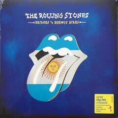 The Rolling Stones Bridges To Buenos Aires (3 LP)