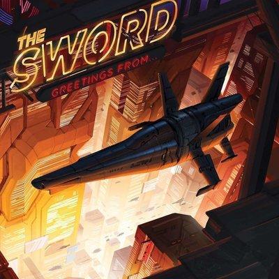The Sword Greetings From... (Vinyl LP)