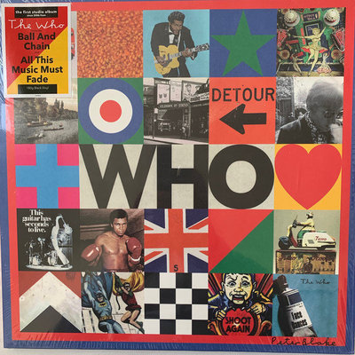 The Who Who (Vinyl LP)