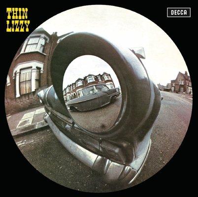 Thin Lizzy Thin Lizzy (Vinyl LP)