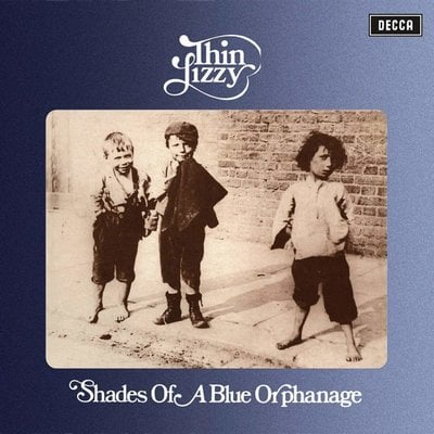 Thin Lizzy Shades Of A Blue Orphanage (Vinyl LP)