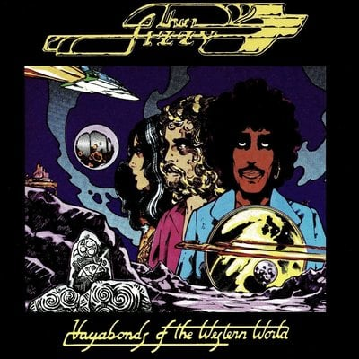 Thin Lizzy Vagabonds Of The Western (Vinyl LP)