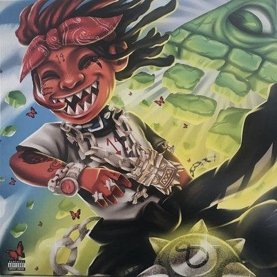 Trippie Redd A Love Letter To You 3 (Vinyl LP)