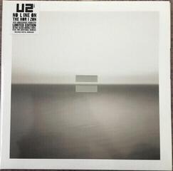 U2 No Line On The Horizon (Clear Vinyl) (2 LP)