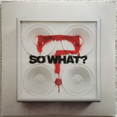 While She Sleeps So What? (2 LP)