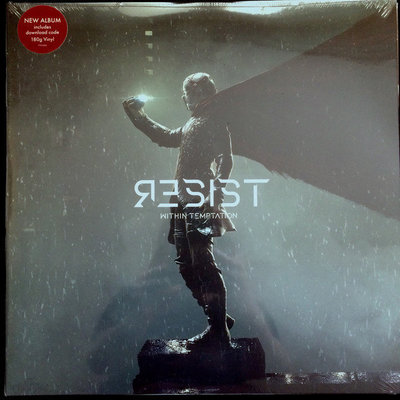 Within Temptation Resist (2 LP)