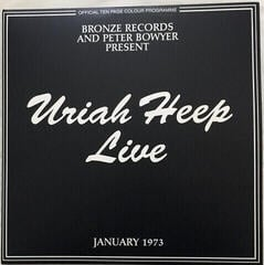 Uriah Heep Rsd - Live