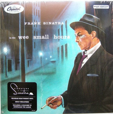 Frank Sinatra In The Wee Small Hours (Vinyl LP)