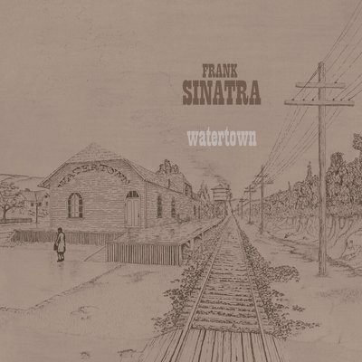 Frank Sinatra Watertown (Vinyl LP)