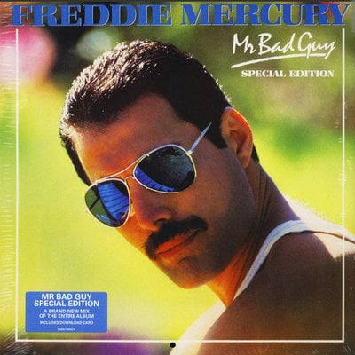 Freddie Mercury Mr Bad Guy (Vinyl LP)