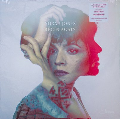Norah Jones Begin Again (Vinyl LP)