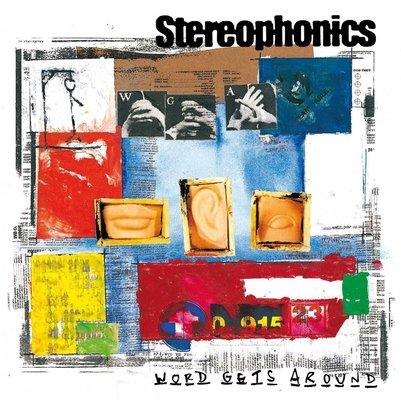 Stereophonics Word Gets Around (Vinyl LP)