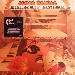 Stevie Wonder Fulfillingness' First (LP)