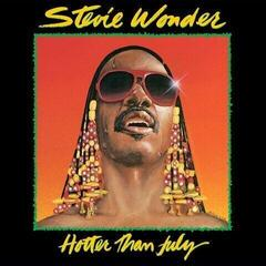 Stevie Wonder Hotter Than July (LP)