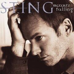 Sting Mercury Falling (Vinyl LP)
