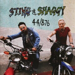 Sting 44/876 (Colored Vinyl LP)