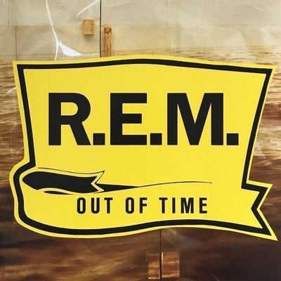 R.E.M. Out Of Time (Vinyl LP)