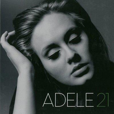 Adele 21 (Vinyl LP)