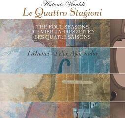 Antonio Vivaldi Le Quattro Stagioni (Vinyl LP)