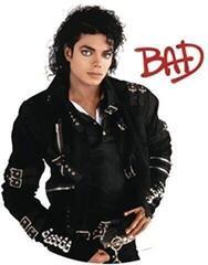 Michael Jackson Bad (LP) Újra kibocsát