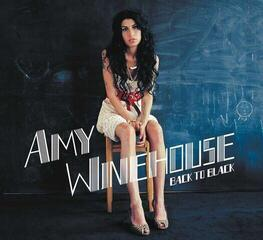Amy Winehouse Back To Black (Vinyl LP) DPL