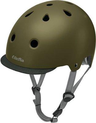 Electra Helmet Matte Khaki L