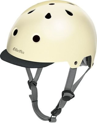 Electra Helmet Cream Sparkle L