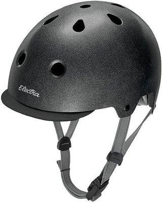 Electra Helmet Graphite Reflective M