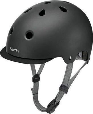 Electra Helmet Matte Black M
