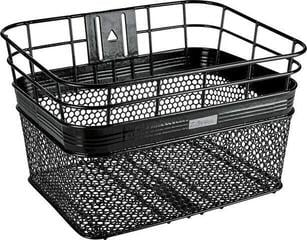 Electra Linear Mesh Basket Black