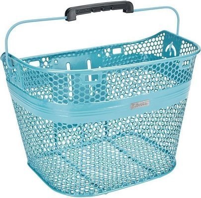 Electra Liner QR Mesh Basket Metallic Light Blue