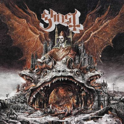 Ghost Prequelle (Vinyl LP)