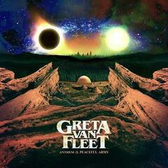 Greta Van Fleet Anthem Of The Peaceful Army (LP)