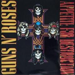 Guns N' Roses Appetite For Destruction (2 LP)