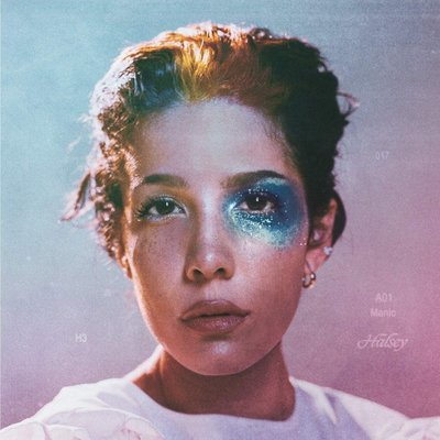 Halsey Manic (Coloured Vinyl LP)
