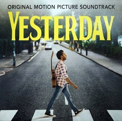 Himesh Patel Yesterday OST (2 LP)