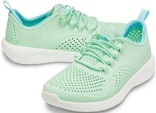 Crocs Kids' LiteRide Pacer Neo Mint/White