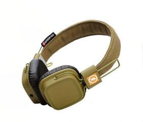 Outdoor Tech Privates - Wireless Touch Control Headphones - Army Green