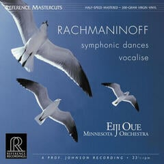S. V. Rachmaninov Symphonic Dances / Vocalise (Vinyl LP)
